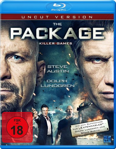 The Package - Killer Games (Blu-ray)