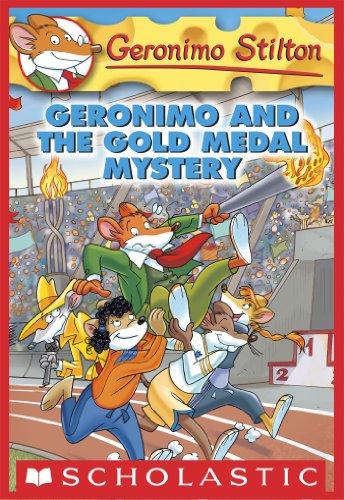 Geronimo Stilton - Geronimo and the Gold Medal Mystery (Geronimo Stilton, No. 33)