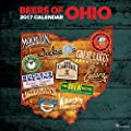 2017 Beer Labels of Ohio Wall Calendar