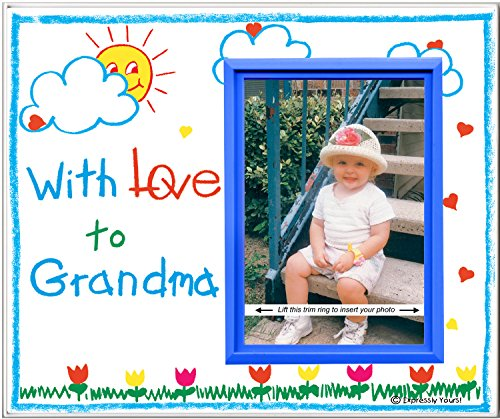With Love to Grandma - Picture Frame Gift - 1
