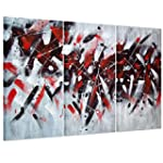 No Frame Painting on Canvas Wall Deco...