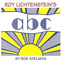 Roy Lichtenstein's ABC's