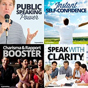 Amazing Public Speaking Hypnosis Bundle Speech