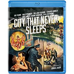 City That Never Sleeps [Blu-ray]