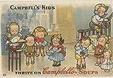 POSTER Campbells' Soups Miami Wall Art Print A3 replica