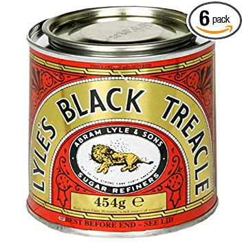 I had been looking at treacle toffee for years