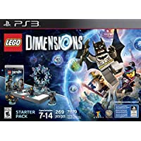 LEGO Dimensions Starter Pack - PlayStation 3
