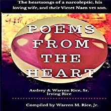 Poems from the Heart Audiobook by Warren Rice, Audrey Rice, Irving Rice Narrated by Mark Knowles