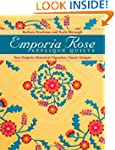 Emporia Rose Appliqu� Quilts: New Pro...
