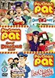 Postman Pat: Great Big Party/Great Dinosaur Hunt/The Ice Cream [DVD]