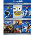 3D Family Collection (5 Blu-Ray+Blu-Ray 3D) [Italia] [Blu-ray]