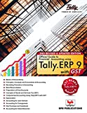 #8: Official Guide to Financial Accounting Using: Tally. ERP9 with GST (2nd edition)