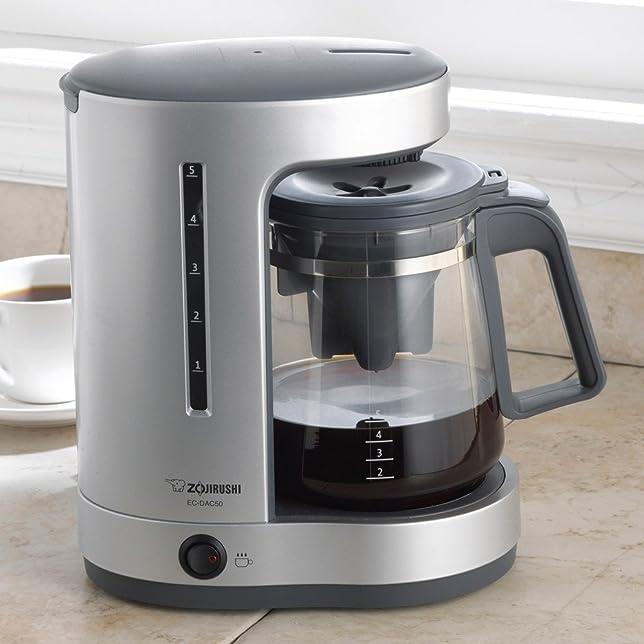 Zojirushi EC-DAC50 Zutto 5-Cup Drip Coffeemaker Via Amazon