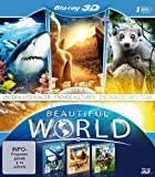 Beautiful World in 3D - Vol. 1 [3D Blu-ray]