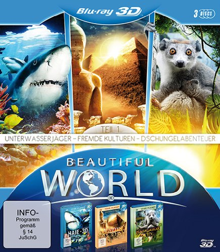 Beautiful World in 3D Vol 1 3D Blu ray Edizione Germania PDF