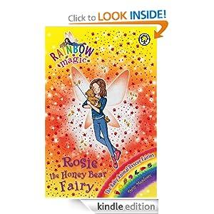 Rainbow Magic: The Baby Animal Rescue Fairies: 139: Rosie the Honey