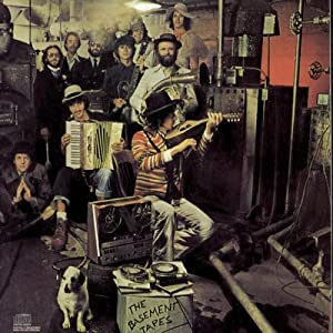 "Cover of ""Basement Tapes"""