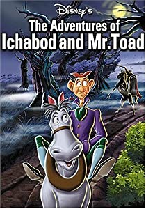The Adventures Of Ichabod And Mr Toad Disney Gold Classic Collection from Walt Disney Video