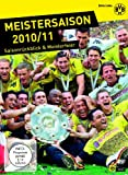 Meistersaison 2010/11 - Saisonrückblick & Meisterfeier [2 DVDs] Borussia Dortmund BVB