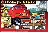 Life-Like Trains  HO Scale Rail Master Electric Train Set