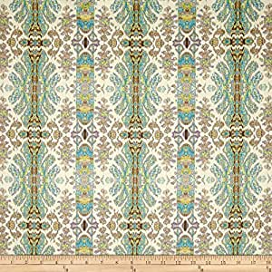 Tracy porter rue twill celestial fabric by the for Celestial fabric by the yard