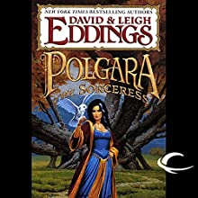 Polgara the Sorceress Audiobook by David Eddings, Leigh Eddings Narrated by Dina Pearlman