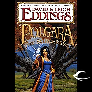 Polgara the Sorceress Hörbuch