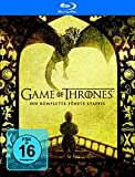 DVD & Blu-ray - Game of Thrones - Die komplette 5. Staffel [Blu-ray]