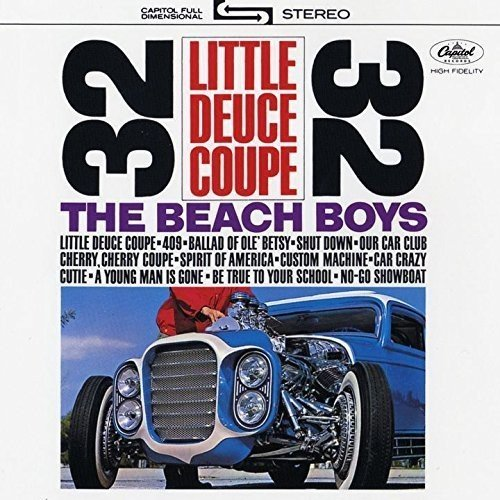 Little Deuce Coupe +1 (SHM-CD)