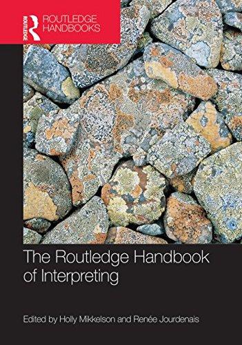 The Routledge Handbook of Interpreting (Routledge Handbooks in Applied Linguistics) PDF