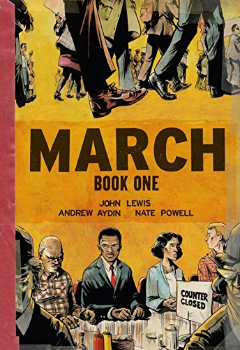 Download March: Book One (March Trilogy 1)
