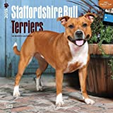 BT Staffordshire Bull Terriers 2015 Wall