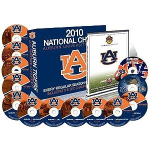 Auburn Tigers: 2010 Perfect Season & Championship movie
