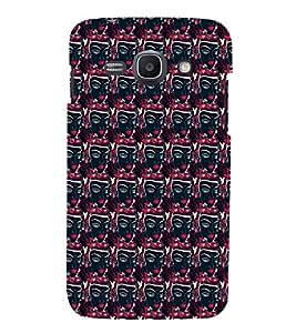 EPICCASE cartoon girls Mobile Back Case Cover For Samsung Galaxy Ace 3 (Designer Case)