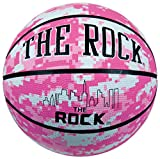 Anaconda Sports® The Rock® MG-4300LR-CAMO Pink Camouflage Women's Rubber Basketball
