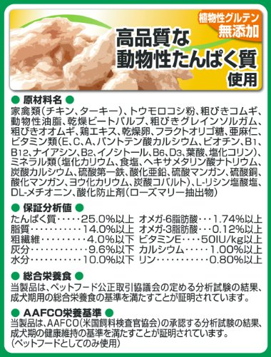 アイムス (IAMS) ドッグ 成犬用チキン小粒 5kg
