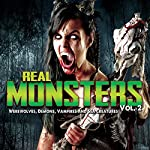 Real Monsters Vol. 2: Werewolves, Demons, Vampires and Sea Creatures | OH Krill
