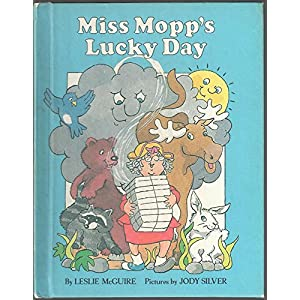 Miss Mopp's lucky day