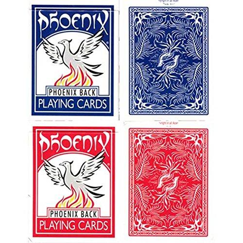 Carte Phoenix ( un Mazzo Blue )