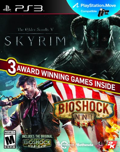 The Elder Scrolls: V:Skyrim & Bioshock Infinite Bundle - PlayStation 3