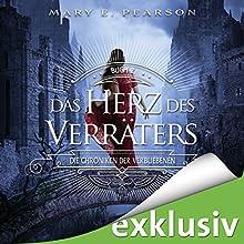 Das Herz des Verräters (Die Chroniken der Verbliebenen 2) Hörbuch von Mary E. Pearson Gesprochen von: Ann Vielhaben
