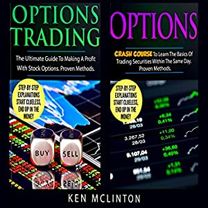 Options: Options Trading, Options Crash Course Audiobook