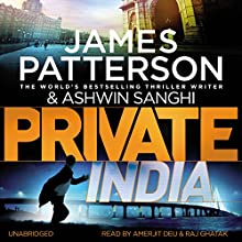 Private India Audiobook by James Patterson Narrated by Amerjit Deu, Raj Ghatak