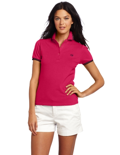 Fred Perry Women's Twin Tipped Shirt