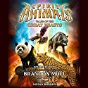 Spirit Animals: Special Edition: Tales of the Great Beasts (       UNABRIDGED) by Brandon Mull Narrated by Nicola Barber