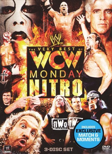 The Very Best of WCW Monday Nitro (Special Edition with Exclusive Match & Moments) (Wcw World War 3 compare prices)