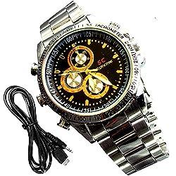 J&M JandM Mj Original 4Gb Wrist Watch Camera Mini Hd Dvr Digital Camcorder Video Security - Hd Cm 05