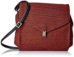 Baggit Women's Handbag (Orange) (2062133)