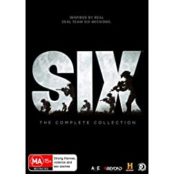 Six: Complete Collection PAL/0
