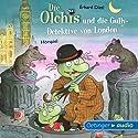 Die Olchis und die Gully-Detektive von London Performance by Erhard Dietl Narrated by Wolf Frass, Robert Missler, Stephanie Kirchberger